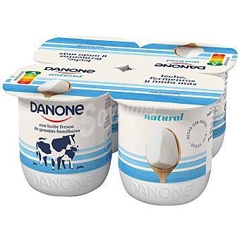 Danone Yogur natural Pack 4 x 125 g