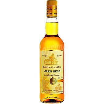 GLEN NESS Whisky escocés elaborado para grupo El Corte Inglés Botella 70 cl