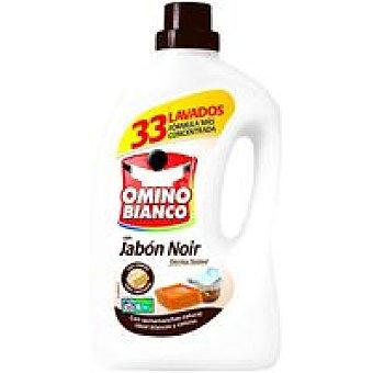 Omino Bianco Detergente líquido Noir Garrafa 33 dosis