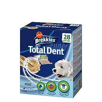 Brekkies Affinity Snack Total Dent para Perros Brekkies Mini Multipack 440 g
