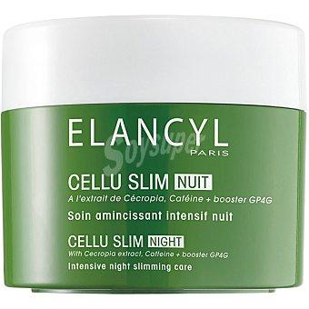 ELANCYL Cellu Slim Noche crema de acción nocturna con efecto drenante y lipolítico  tarro 250 ml