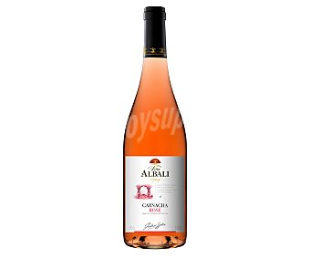 Viña Albali Vino rosado garnachatierra castilla Botella 75 cl