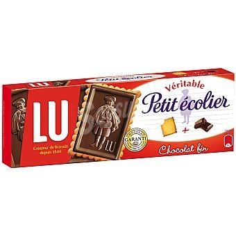 Lu Galleta petit ecolier cubierta de chocolate  Paquete 150 g