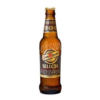 San Miguel Cerveza Selecta Botella de 33 cl