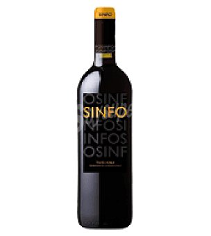Sinforiano Vino d.o cigales roble tinto Botella de 75 cl