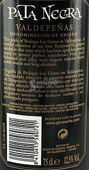 Pata Negra Vino Tinto de Valdepeñas Gran Reserva 75cl