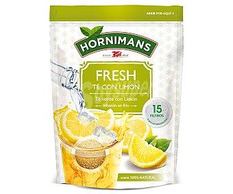 Hornimans Té con limón frío 15u