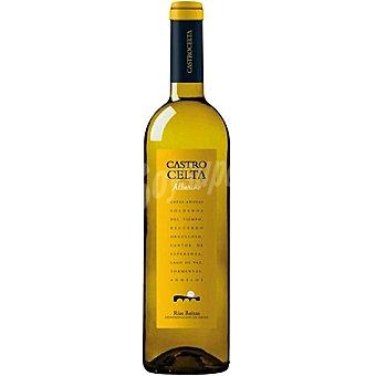 Castrocelta Vino blanco albariño D.O. Rías Baixas Botella 75 cl