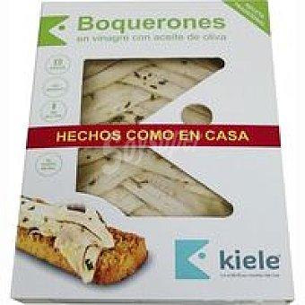 Kiele Sardina en vinagre aliñada Bandeja 100 g