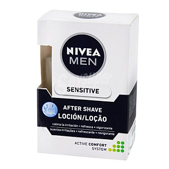 Nivea Loción after shave Sensitive para piel sensible 100 ml