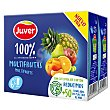 Zumo multifrutas pack 6 briks 200 ml Pack 6 x 20 cl Juver