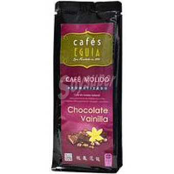 CAFÉS EGUIA Café molido chocolate vainilla 250 grs