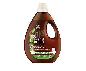 Botanical Origin Detergente gel Flor de naranjo & hojas cítricas, origen natural 1,575 l