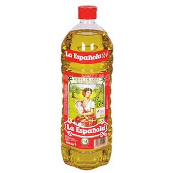 La Española Aceite de oliva sabor suave 0,4º Botella de 1 l