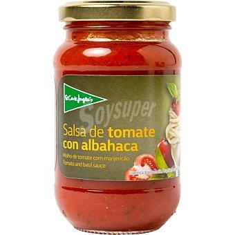 ALIADA Salsa de tomate albahaca Tarro 260 g