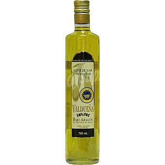 VALDUEÑA aceite de oliva virgen extra  botella 750 ml
