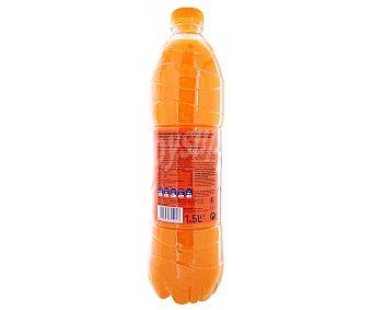 Enjoy Refresca Naranja Sin Gas Botella 1,5 Litros
