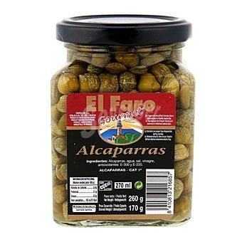 El Faro Alcaparras en vinagre 170 g