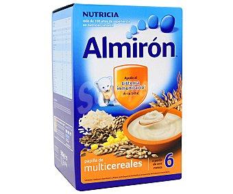 Almirón Nutricia Almirón papilla multicereales Caja 500 g
