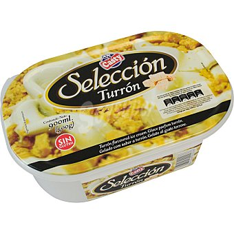 Casty Helado de turrón Tarrina 900 ml