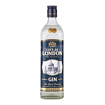 City of London Ginebra 70 cl