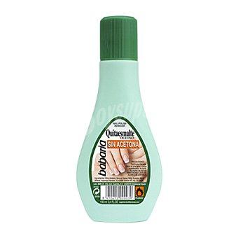 Babaria Quitaesmaltes sin acetona 100 ml