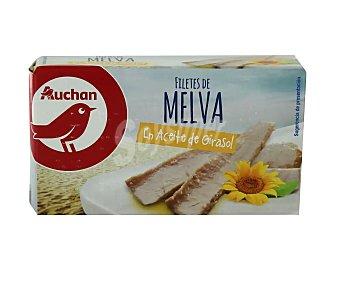 Producto Alcampo Filetes de melva en aceite de girasol Lata de 85 g