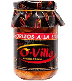 O'Villa Chorizos a la sidra 380 g