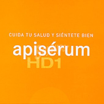 APISERUM HD1 18 Viale Pack 18 unid