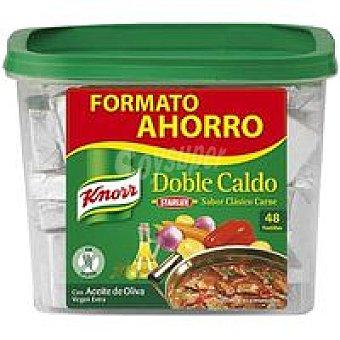 Knorr Doble caldo Caja 48 pastillas + Tupper