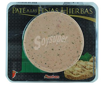 Auchan Paté a las finas hierbas 100 gr