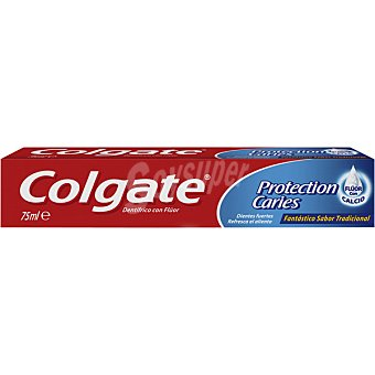 Colgate Pasta dentífrica Protection caries Tubo 75 ml