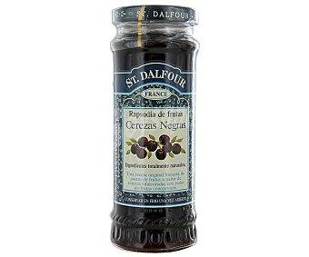 Sant dalfour Rapsodia de fruta-cerezas negras Tarro 284 g