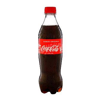 Coca-Cola Refresco de cola Botellín de 50 cl