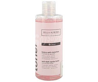 Bella Aurora Tónico anti-manchas con extracto de aguacate 250 ml