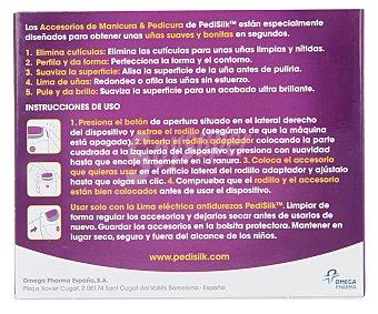 PEDISILK Accesorios para manicura y pedicura 1 unidad