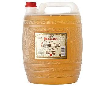 CARMELITANO Moscatel 5 Litros