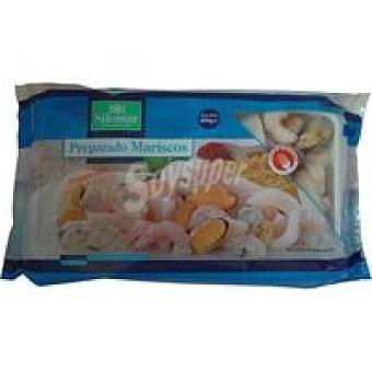 Silomar Preparado de marisco Bandeja 400 g