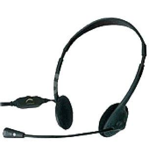 Ngs Auriculares MS103 + microfono + regulador de volumen