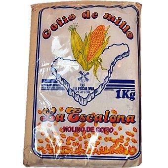 LA ESCALONA Gofio de millo Bolsa 1 kg
