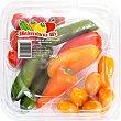 mix de mini verduras Tarrina 350 g MINI VERDURAS