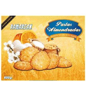 Ramarsan Pastas Almendradas 500 g