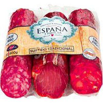 España Surtido tradicional Bandeja 900 g