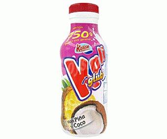 Kalise Yogur Líquido piña/coco 750g