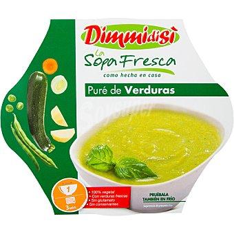 DIMMIDISI LA SOPA FRESCA Crema de verduras Tarrina 400 g
