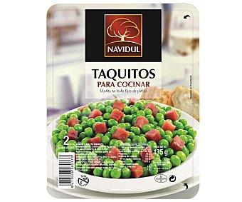 Navidul Taquitos de jamón serrano 140 g