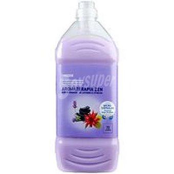 Eroski Suavizante aromaterapia zen Botella 72 dosis