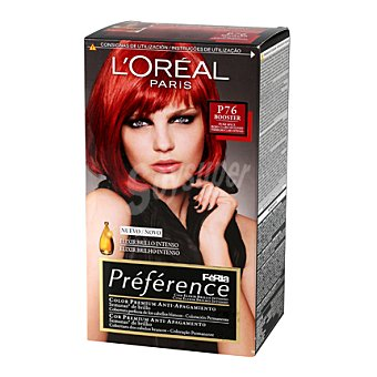Recital Preference L'Oréal Paris Tinte nº 76 7D 1 ud