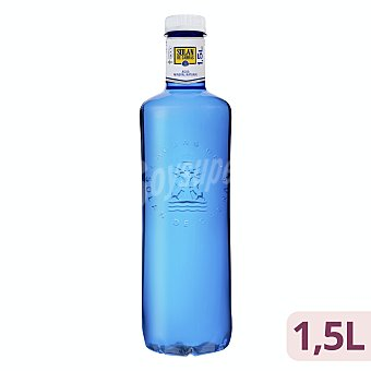 Solán de Cabras Agua mineral Botella de 1,5 litros