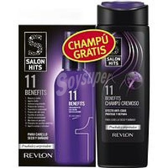 SALON HITS Tratamiento integral 11 Benefits 150ml